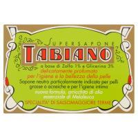 Pilogen Carezza, Linea Supersapone Tabiano sapone