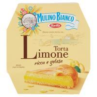 Mulino Bianco Torta Limone