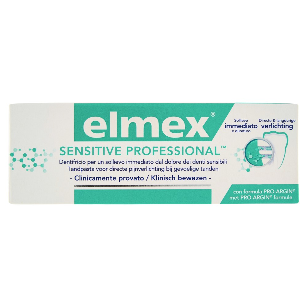 Elmex, Sensitive Professional dentifricio