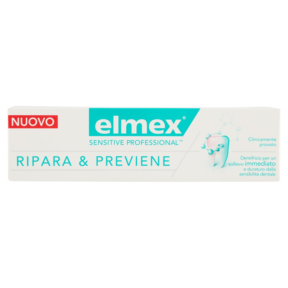 Elmex, Sensitive Professional Ripara & Previene dentifricio