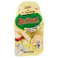 BUITONI SALSA AI 4 FORMAGGI Salsa fresca al formaggio