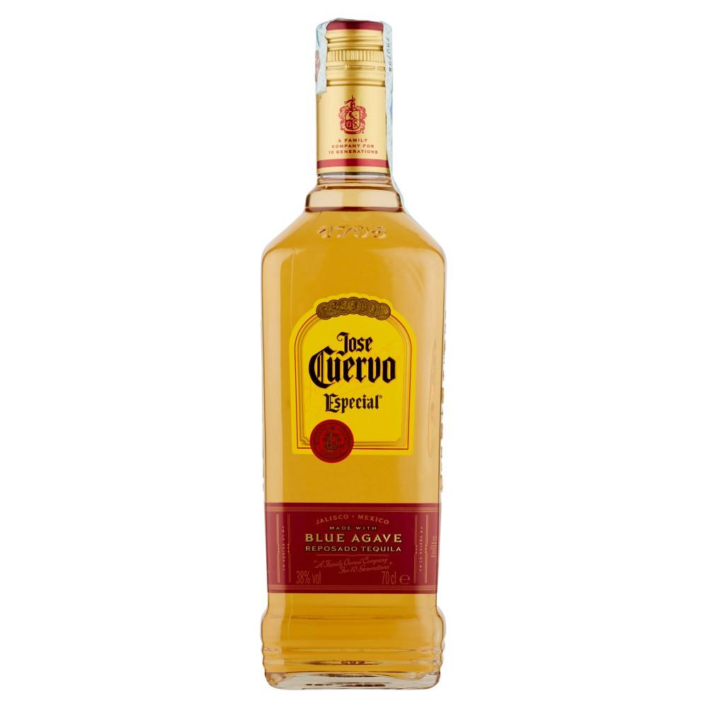 Jose Cuervo Especial, Tequila reposado