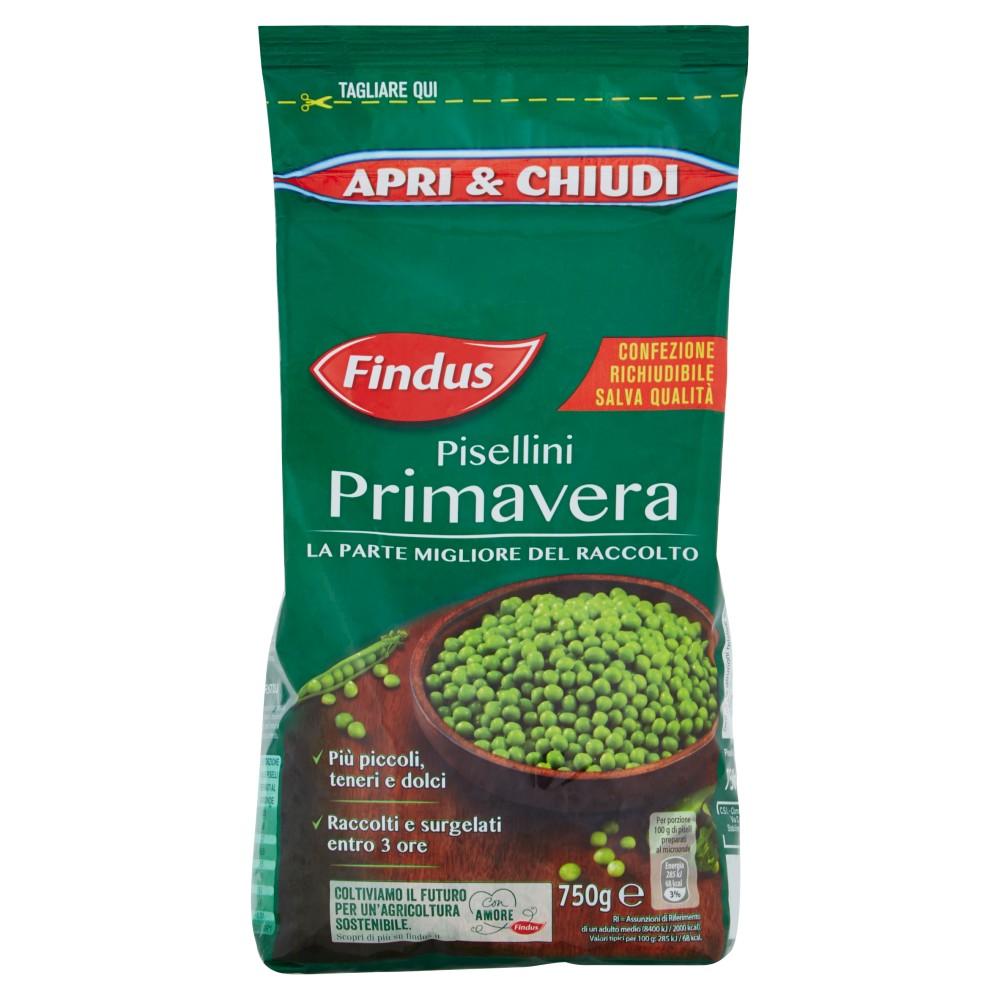 Findus Pisellini Primavera