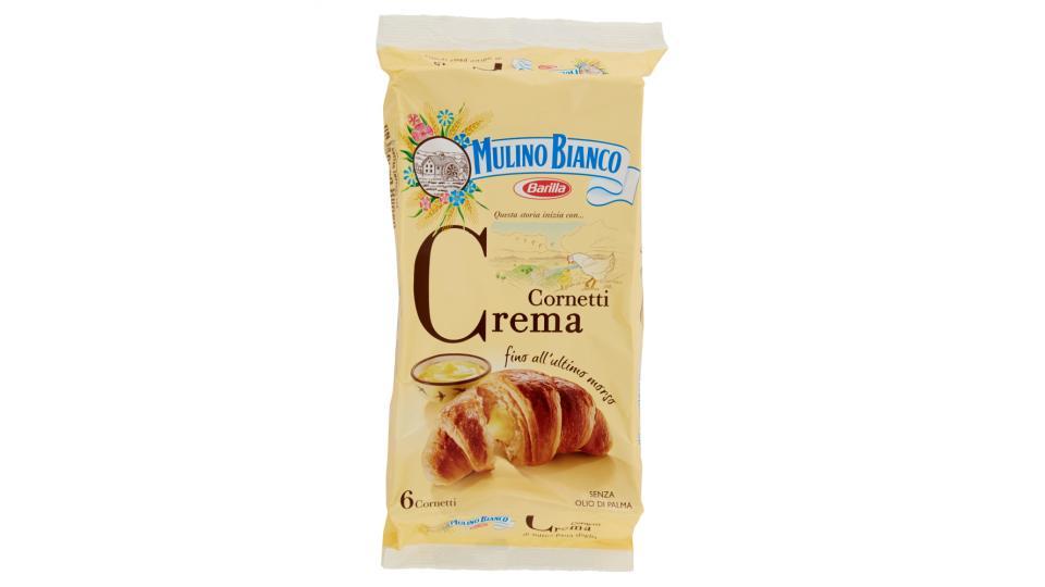 Mulino Bianco Cornetti Crema