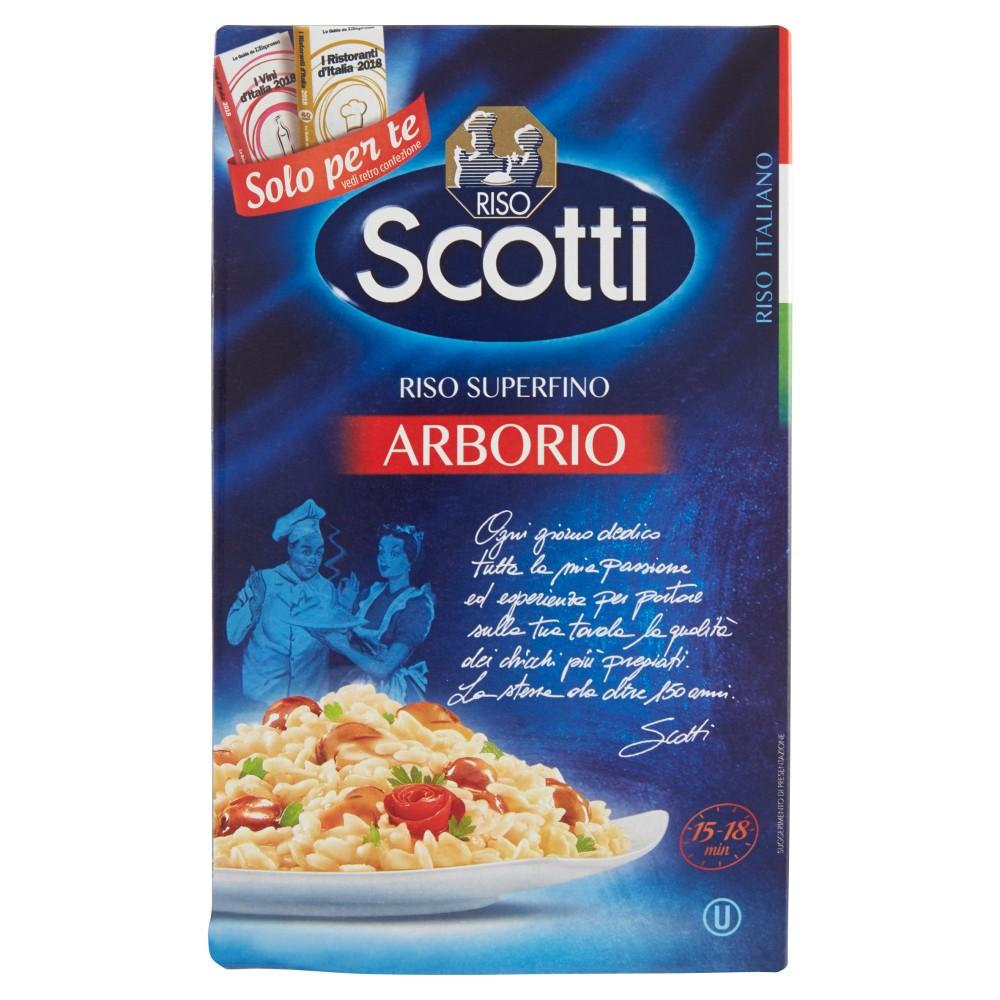 Riso Scotti - Riso Superfino, Arborio