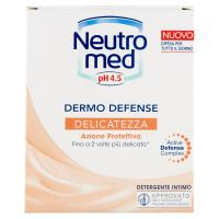 Neutromed, pH 4.5 Dermo Defense Delicatezza detergente intimo