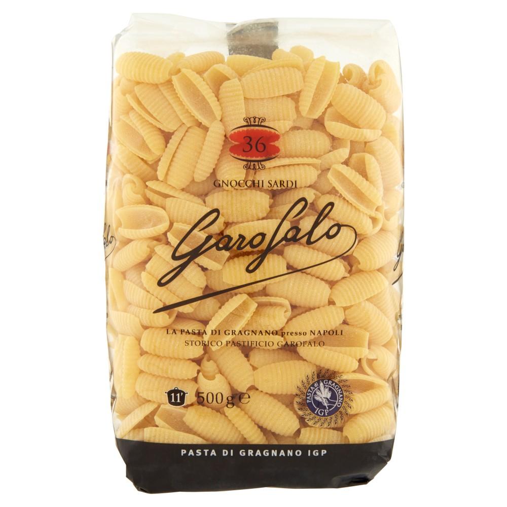 Garofalo - Gnocchi Sardi, Pasta di Semola di Grano Duro