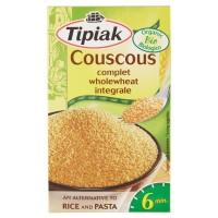 Tipiak, couscous integrale biologico