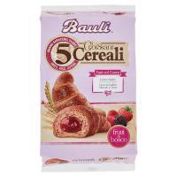 Bauli, il Croissant 5 Cereali ai frutti di bosco
