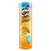 Pringles paprika tubo