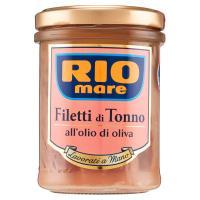 Rio Mare, Lavorati a Mano filetti di tonno all'olio di oliva con peperoncino