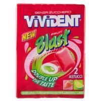 Vivident Blast Fruit 2 X
