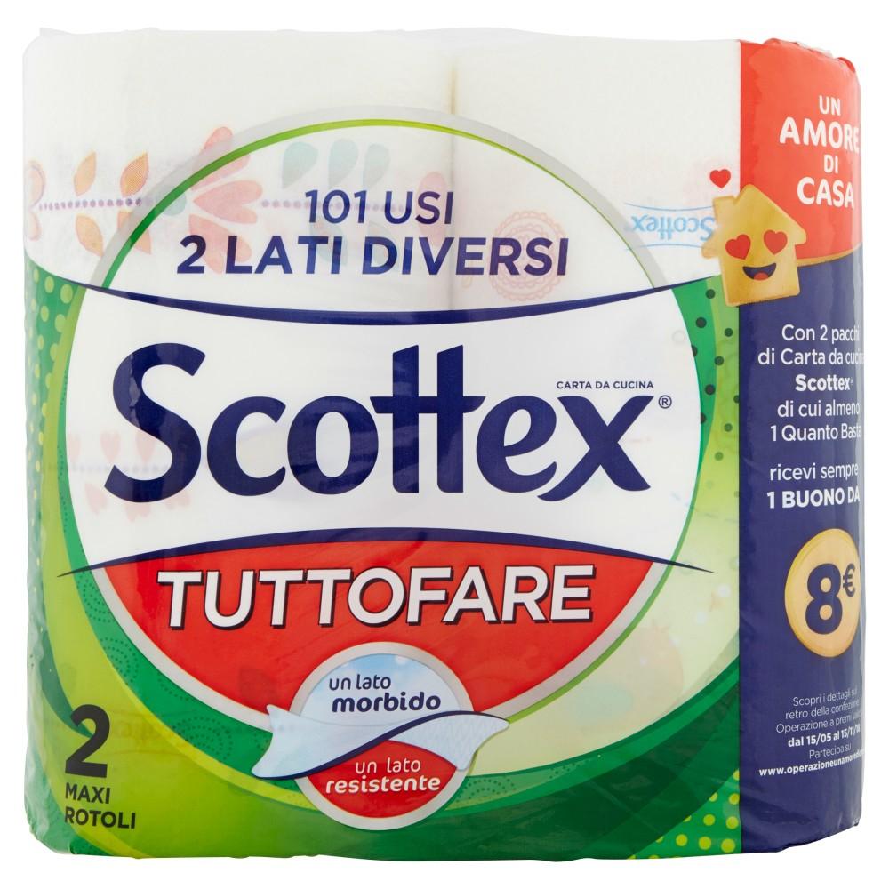 Scottex, Tuttofare