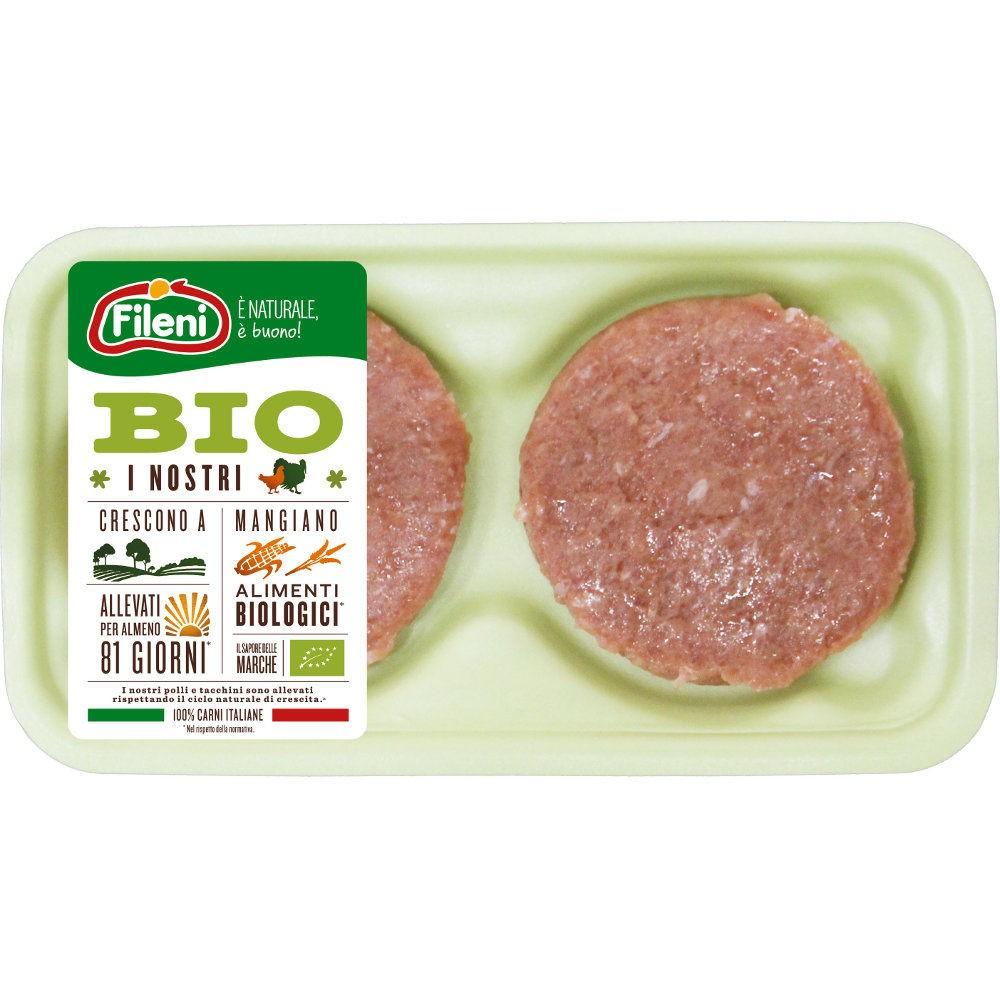 2 Hamburger di tacchino