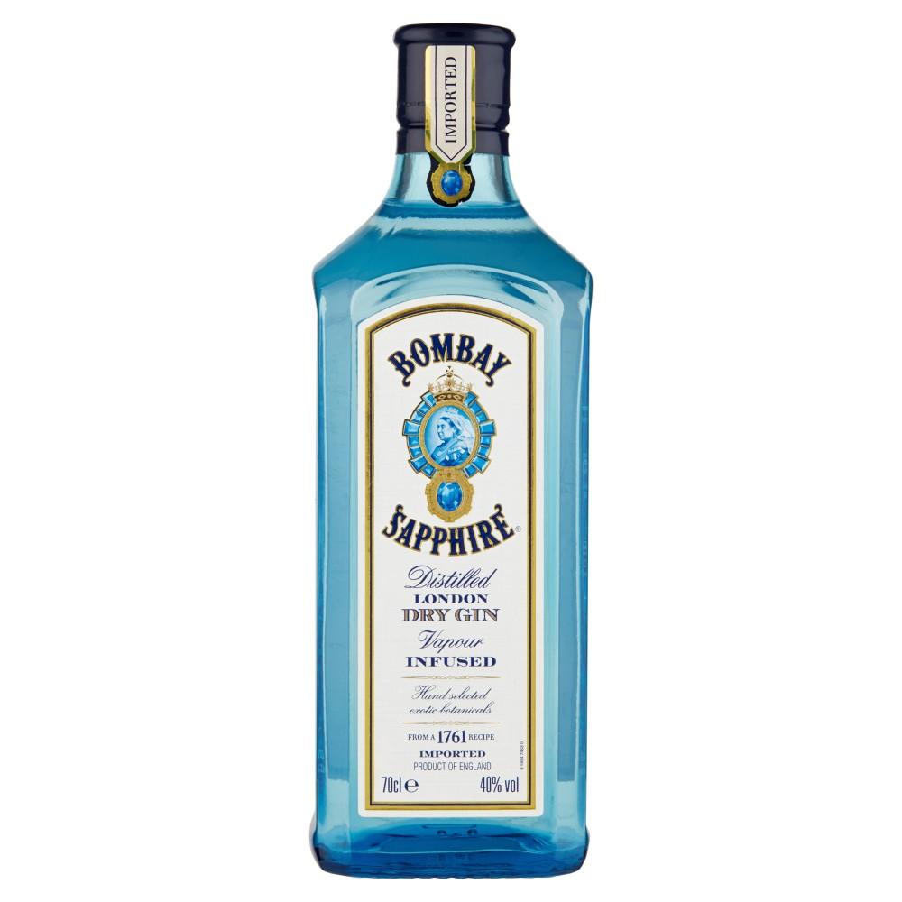 Bombay Sapphire, Distilled London Dry Gin