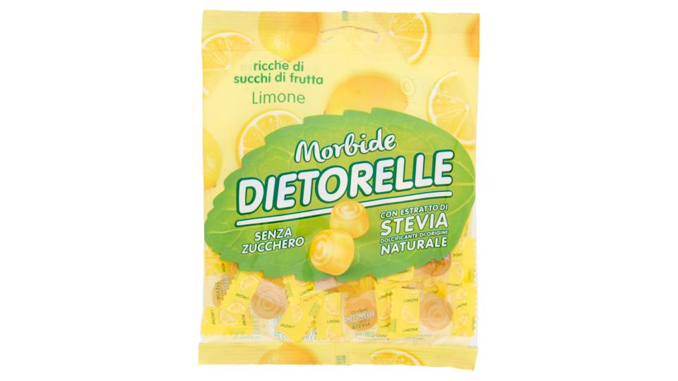 Dietorelle Morbide Limone
