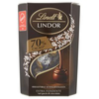 Lindt, Lindor 70% cacao extra fondente