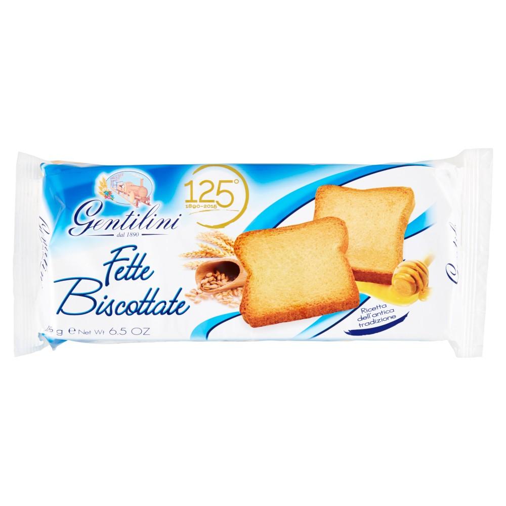 Gentilini Fette Biscottate