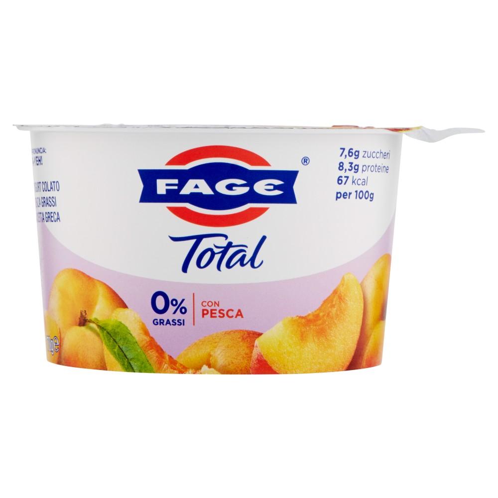 Fage Total 0% con Fragola