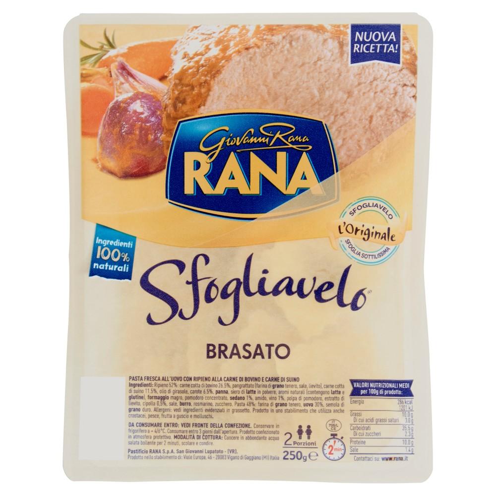 Giovanni Rana Sfogliavelo Brasato