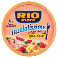 Rio Mare - Insalatissime, Cous Cous Con Tonno, Ceci, Piselli E Pomodorini