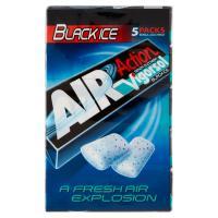 Vigorsol Air action black ice 5 packs