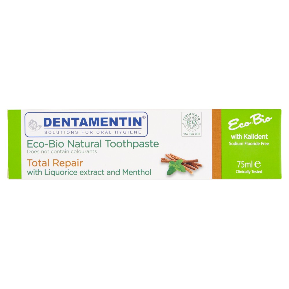 Dentamentin Eco-Bio Dentifricio Naturale Total Repair