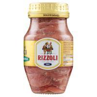 Rizzoli, filetti di alici in olio d'oliva distese