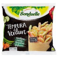 Bonduelle, tempura di verdure surgelato