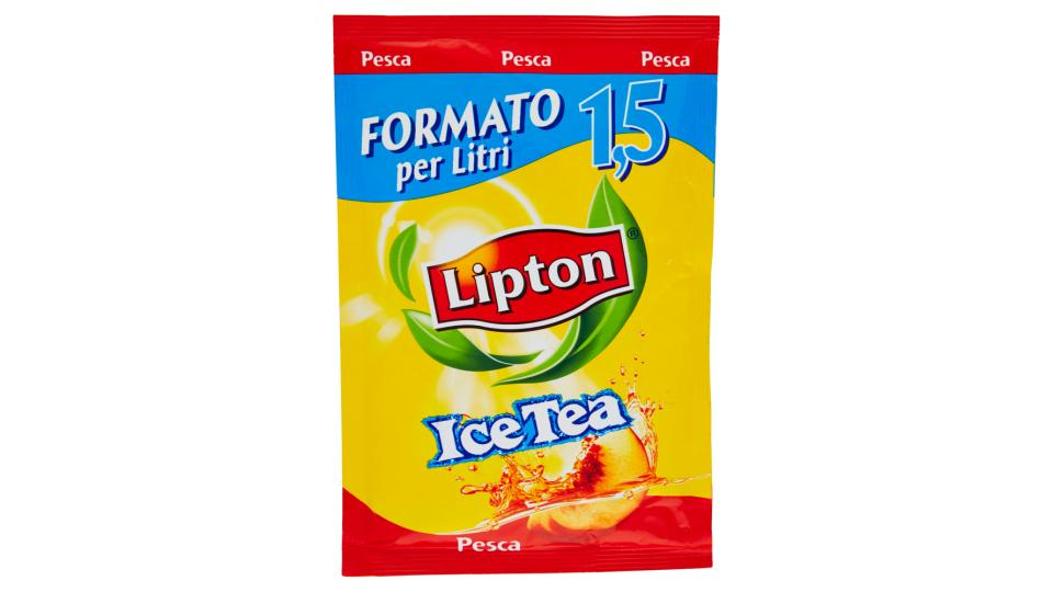 Lipton IceTea Pesca