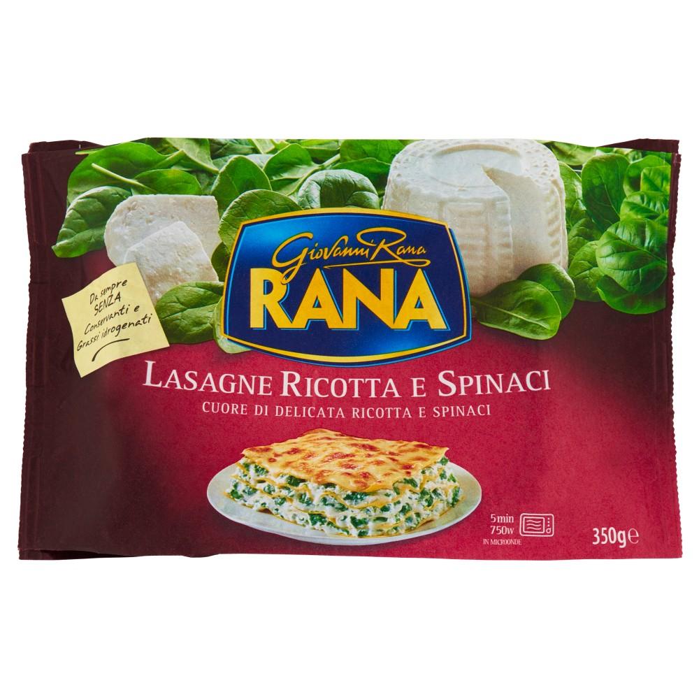 Giovanni Rana Lasagne Ricotta e Spinaci