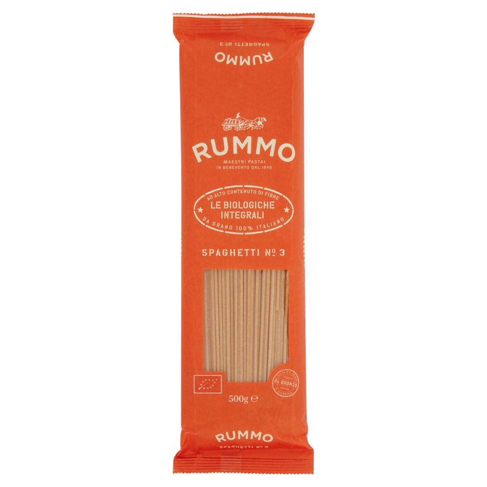 Rummo, Le Biologiche Integrali Spaghetti n. 3