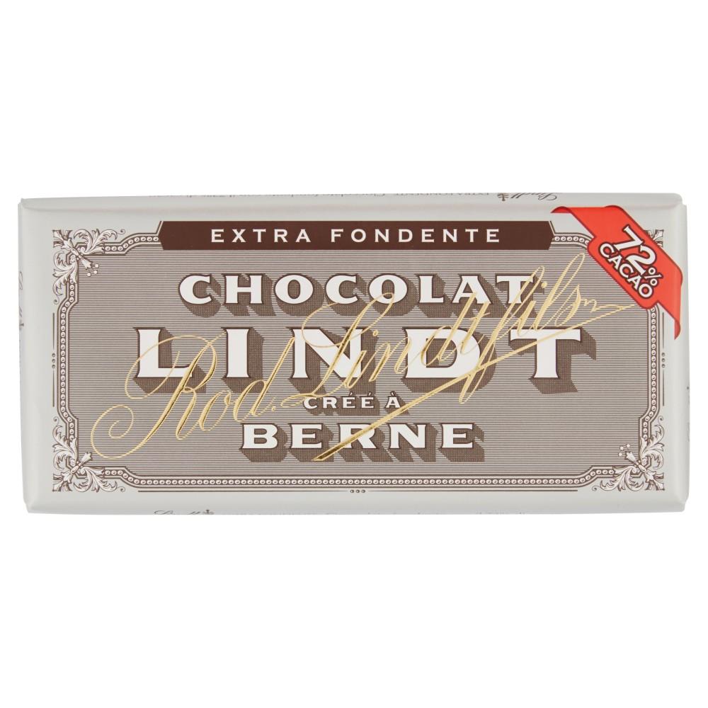 Lindt Lindor tavoletta cioccolato fondente