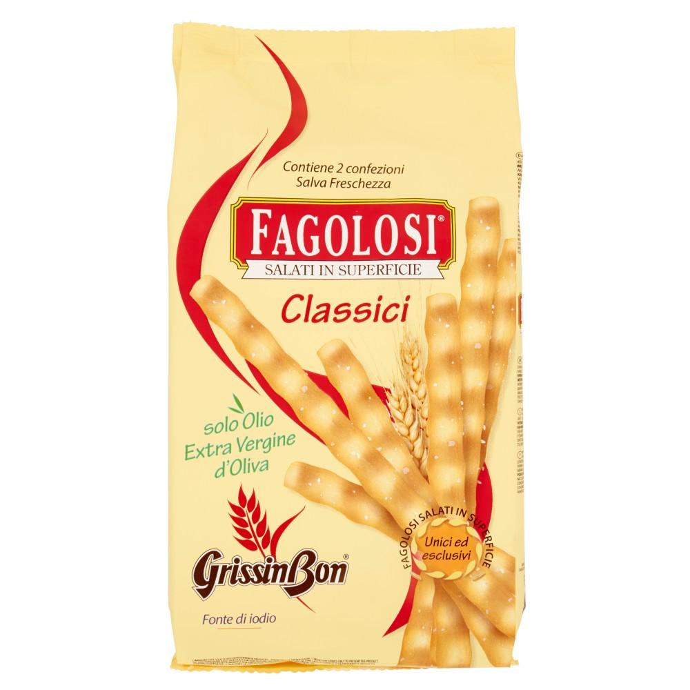 GrissinBon, Fagolosi gusto classico