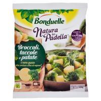 Bonduelle, Natura in Padella broccoli taccole e patate surgelati