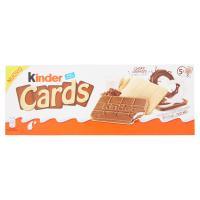 Kinder, Cards