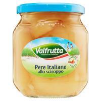 Valfrutta Pere Italiane allo sciroppo