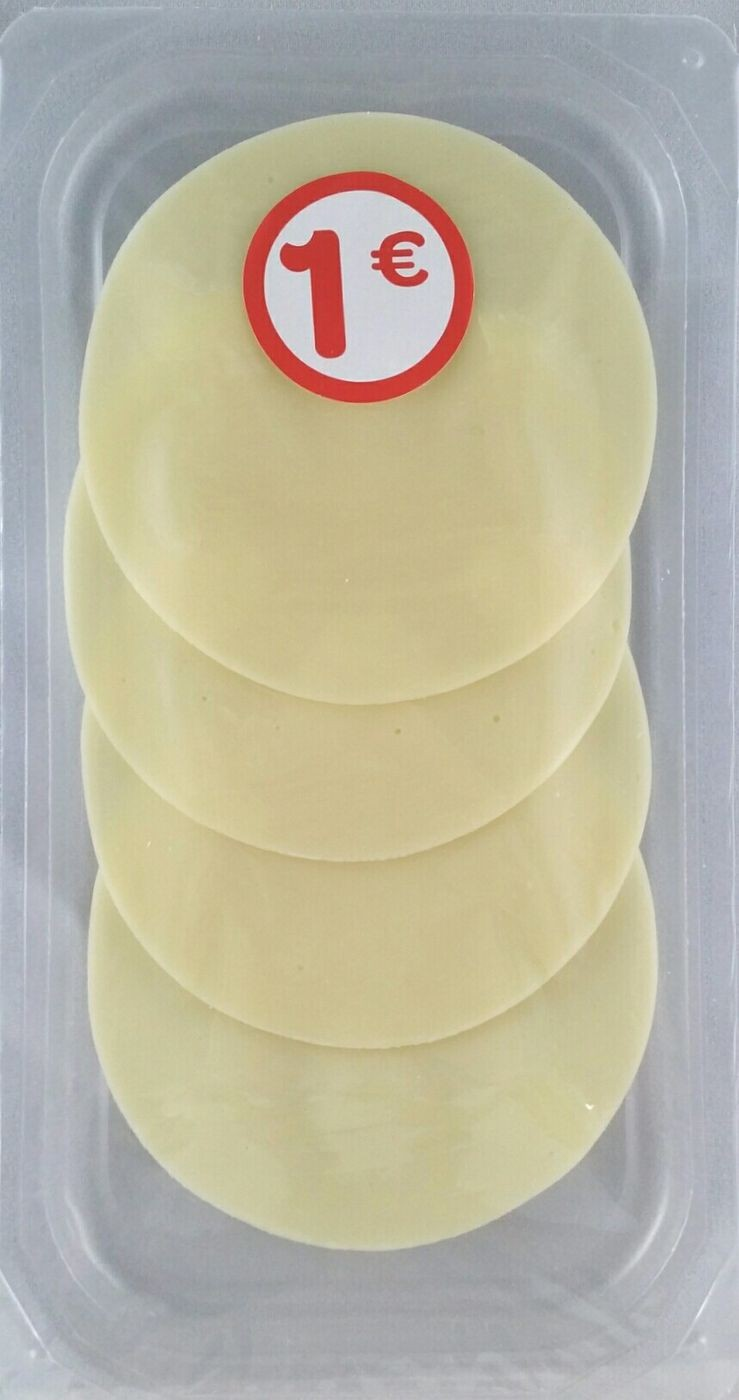 Mozzarella a Fette – Formaggio a Pasta Filata