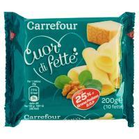 Carrefour Cuor di fette con 25% di Grana Padano D.O.P.