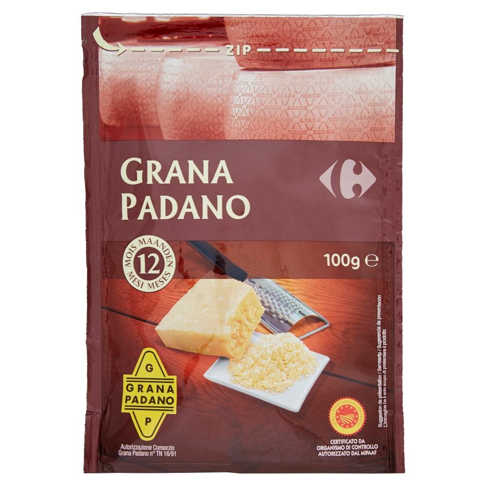 Carrefour Grana Padano Grattugiato