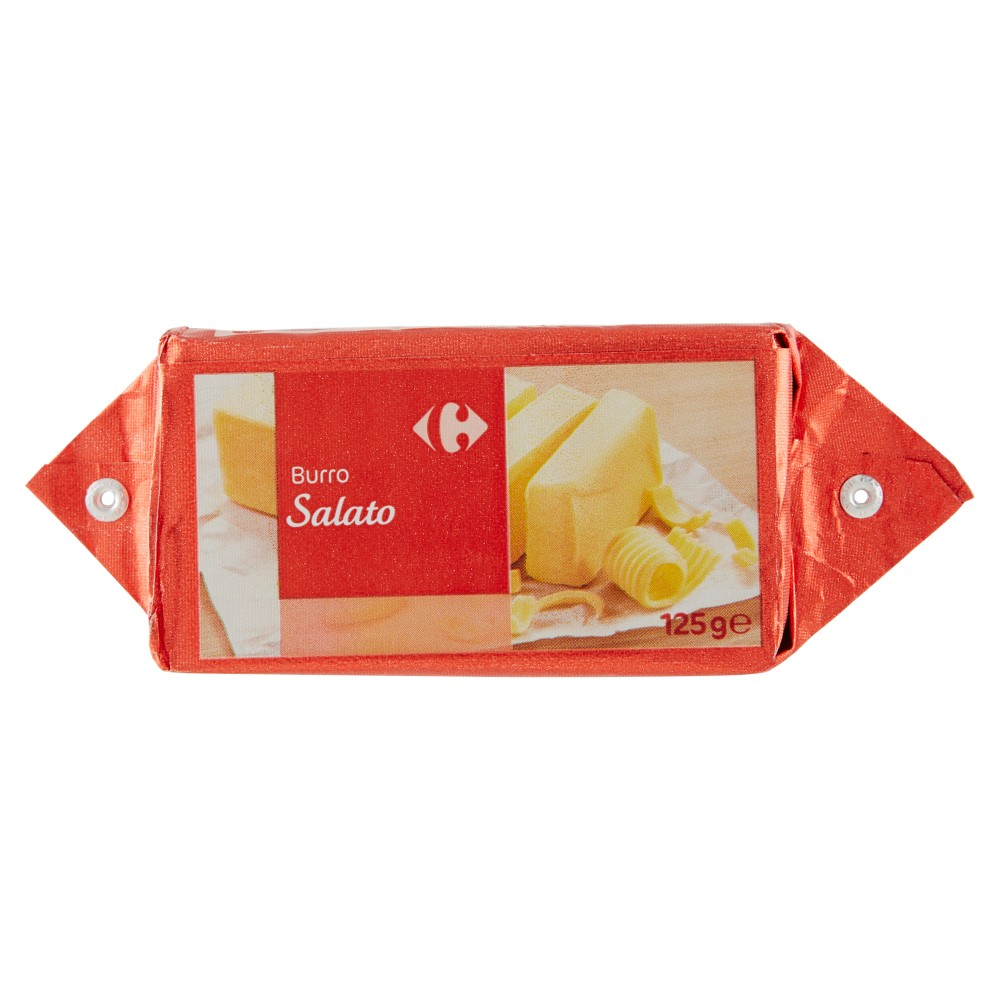 Carrefour Burro Salato