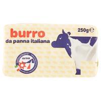 lattealberti Burro da panna italiana