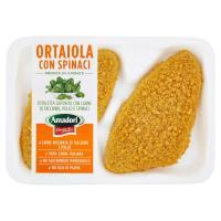 Amadori Ortaiola con Spinaci