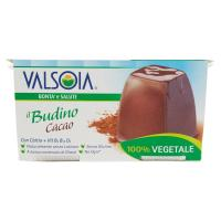 Valsoia Bontà e Salute il Budino Cacao
