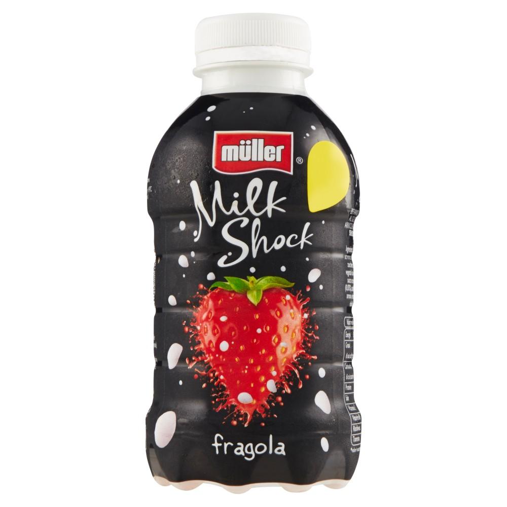 müller Milk Shock fragola