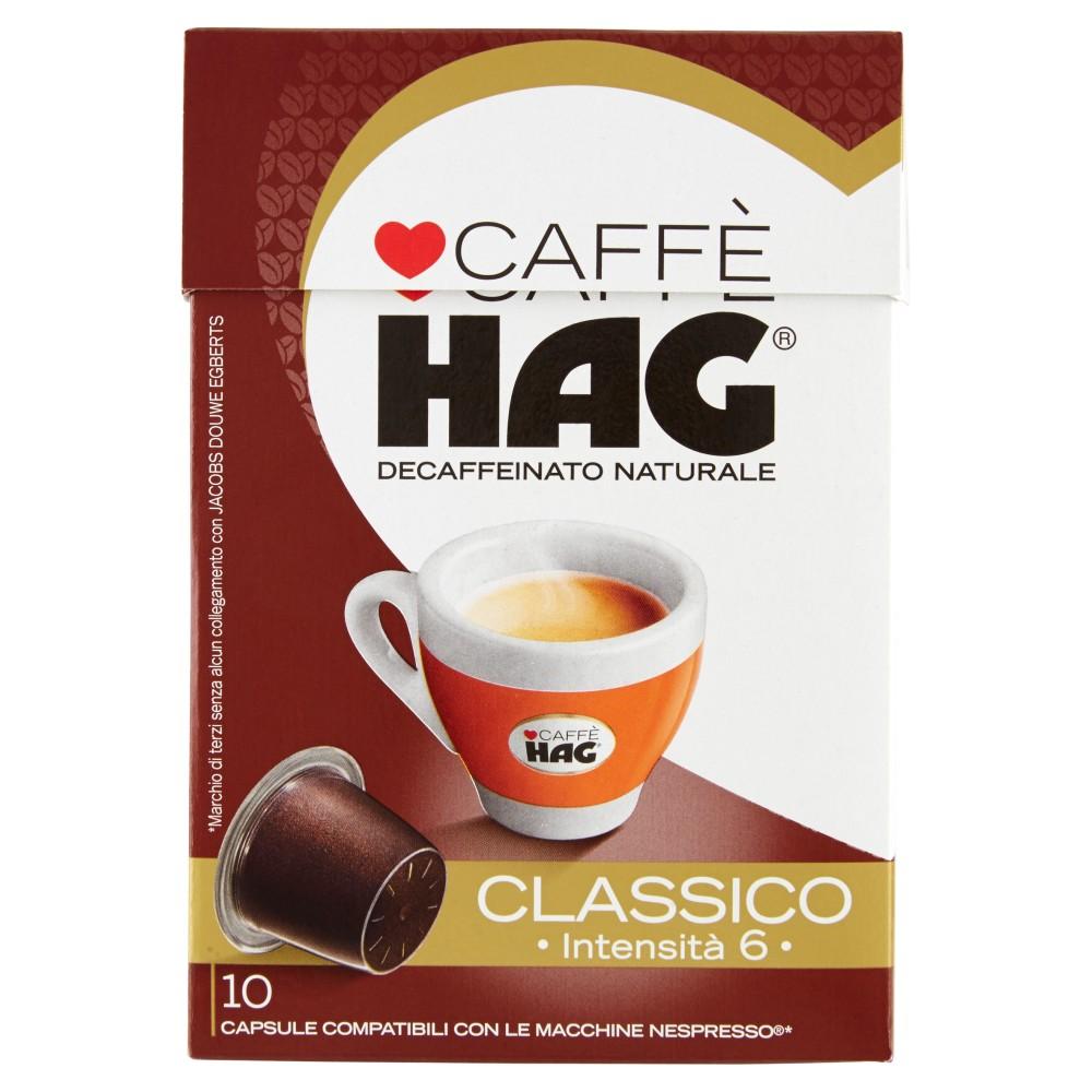 Caffè HAG Classico 10 Capsule