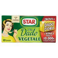 Star il mio dado vegetale 10 Dadi