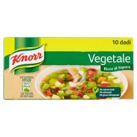 Knorr Vegetale 10 dadi