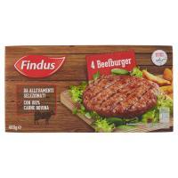Findus - 4 Beefburger
