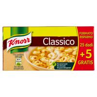 Knorr Classico 25 + 5 Gratis